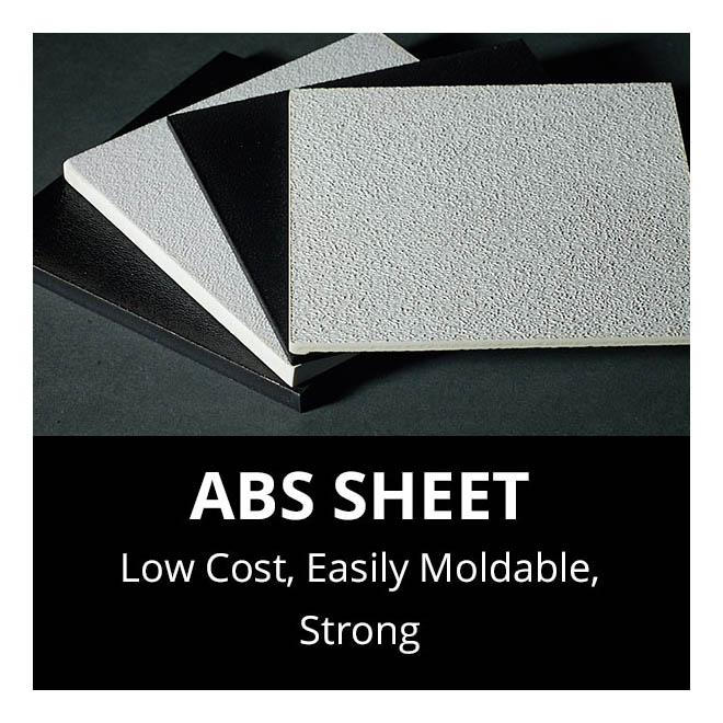 ABS Sheets Cut to Size