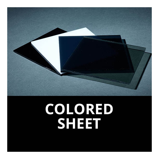 Colored Polycarbonate Sheets Cut to Size