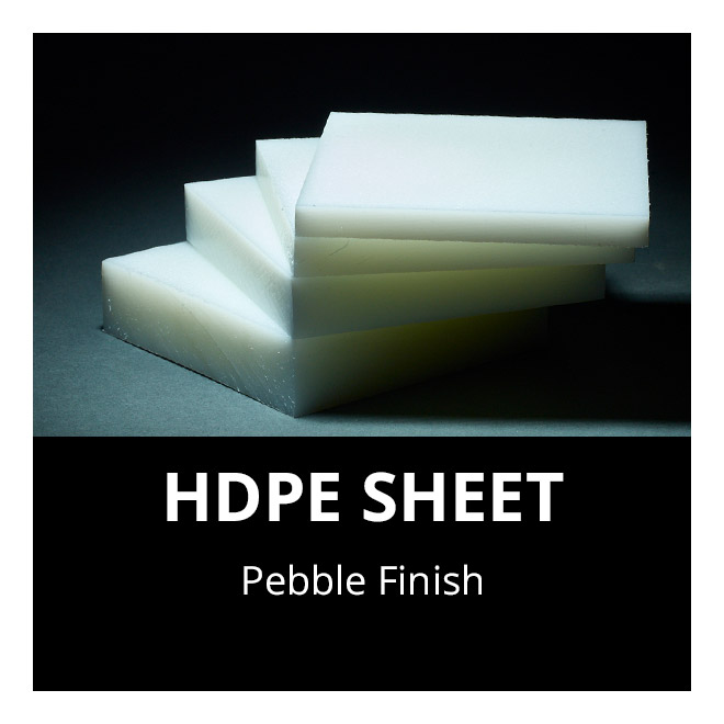 HDPE Pebble Finish Cutting Boards Cut to Size
