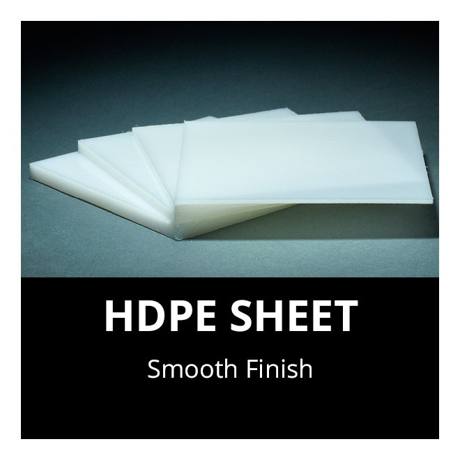HDPE Smooth Finish Cutting Boards Cut to Size