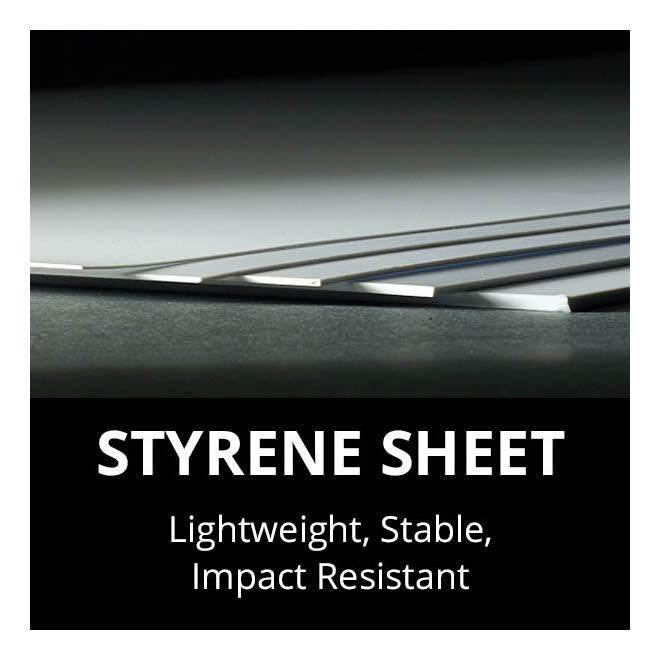 Prismatic Sheets Cut to Size
